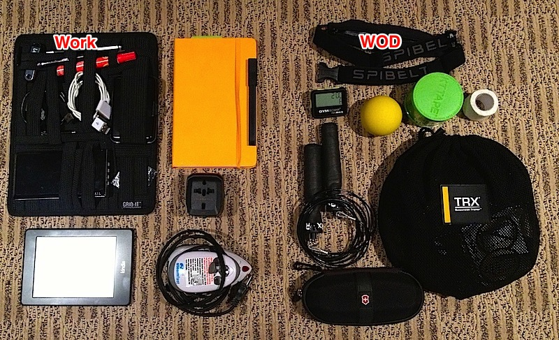 work and wod travel gear rx the wod On work and travel equipment